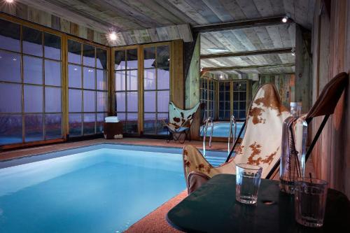 La Chaumière : Hotel near Barneville-la-Bertran