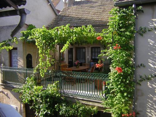 Le bon Cépage : Guest accommodation near Jours-en-Vaux