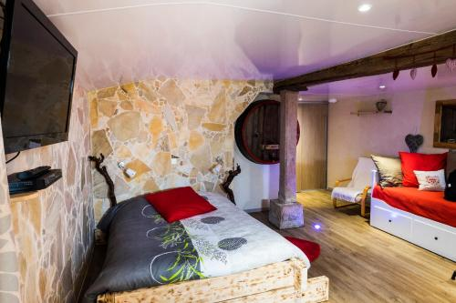 Le p'tit coin de chez nous : Guest accommodation near Thanvillé