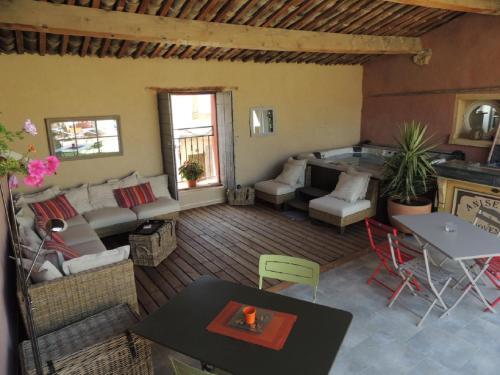 Eden Roque : Guest accommodation near La Roque-d'Anthéron