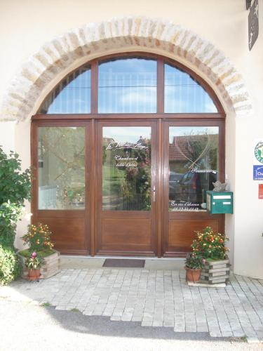 La part des anges : Bed and Breakfast near Pupillin