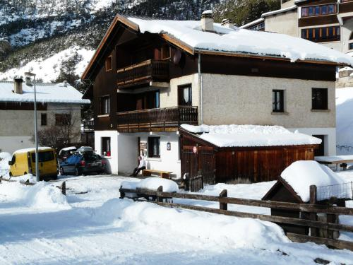 Chalet les Ombrettes : Apartment near Ceillac