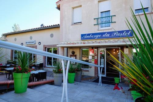 Hotel Auberge du Pastel : Hotel near Cintegabelle