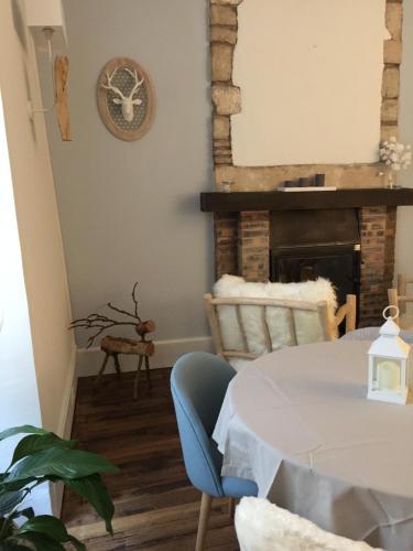 La Casa Cosy : Guest accommodation near Remilly-sur-Tille
