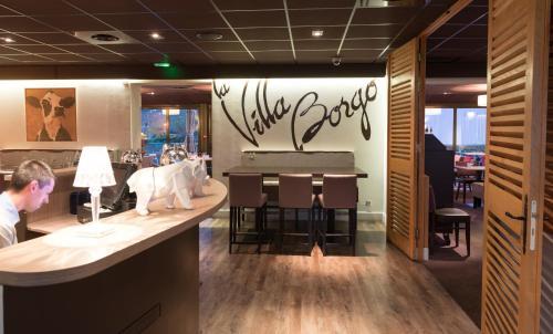 La Villa Borgo : Hotel near Champagne-au-Mont-d'Or
