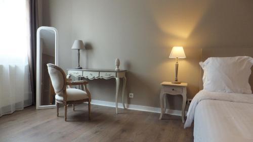 Hotel La Closeraie : Hotel near Bray-en-Val