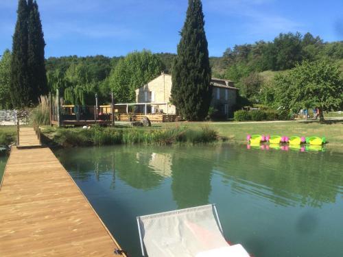 L'Ôasis de Provence : Guest accommodation near Peyruis