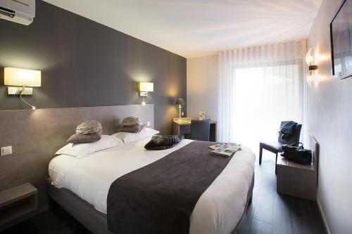 Le Relais de Farrou : Hotel near La Capelle-Balaguier