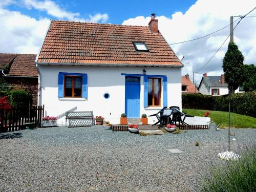 Gite De Lavande : Guest accommodation near Thevet-Saint-Julien