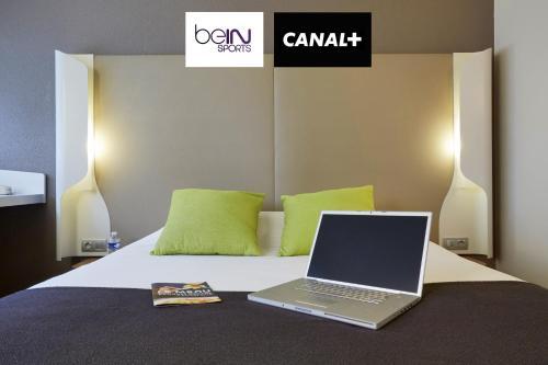Campanile St Etienne Centre - Villars La Terrasse : Hotel near Roche-la-Molière