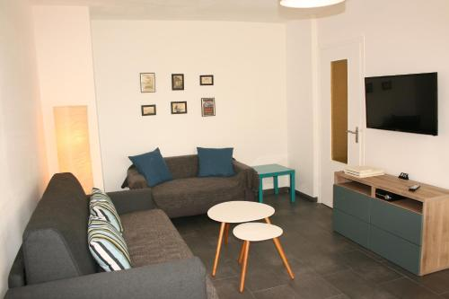 Les Eucalyptus : Apartment near Cagnes-sur-Mer