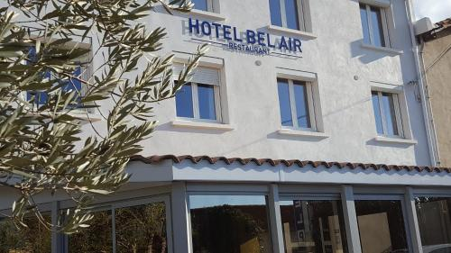 Hôtel restaurant et pension Bel Air : Hotel near Balaruc-les-Bains