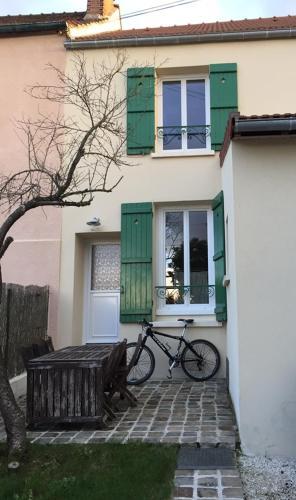Maison de Vacances Genevray : Guest accommodation near Coulommes