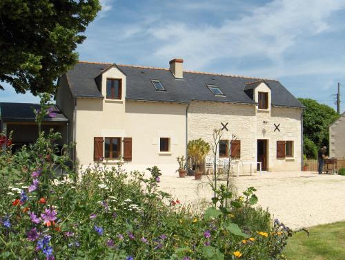 La Thibaudière : Guest accommodation near Grézillé