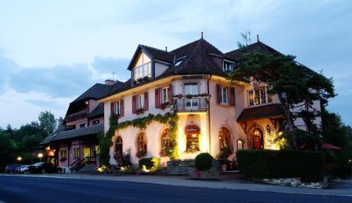 Jenny : Hotel near Michelbach-le-Haut