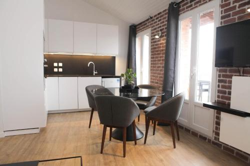 La terrasse St Georges : Apartment near Toulouse