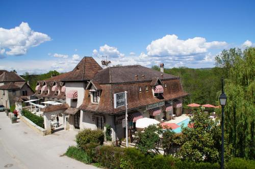 Le Fenelon : Hotel near Carennac