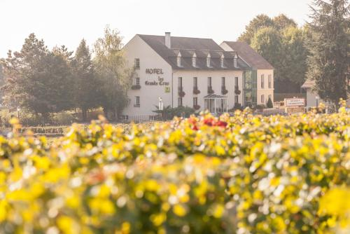 Logis Hotel Les Grands Crus : Hotel near Saint-Philibert
