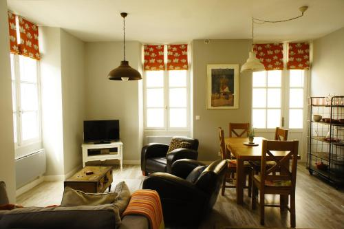 La Maison Anglaise : Apartment near Rives