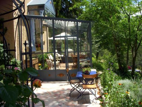 La Becassiere : Bed and Breakfast near Saint-Antonin