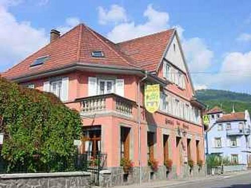 Hôtel du Pont : Hotel near Metzeral