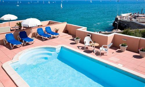Hotel Port Marine : Hotel near Sète