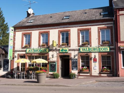 Logis Auberge du Valburgeois : Hotel near Brullemail