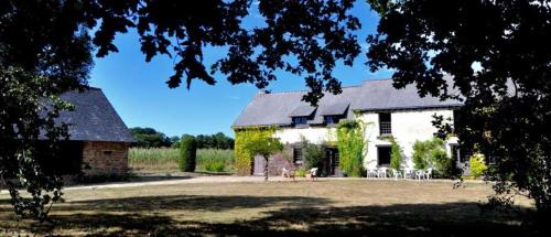 Gite de la Ruaudais : Guest accommodation near La Chapelle-Thouarault