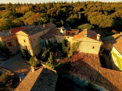 L'Occitane : Bed and Breakfast near Lussan