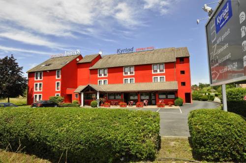 Kyriad Design Enzo De Vierzon : Hotel near Luçay-le-Libre
