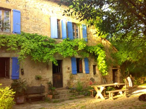 Le Mas De Jammes : Guest accommodation near Morlhon-le-Haut