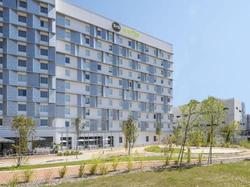 B&B Hôtel Marseille Prado Vélodrome : Hotel near Marseille 8e Arrondissement