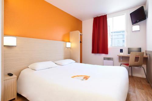 Premiere Classe Besancon Ecole Valentin : Hotel near Champvans-les-Moulins