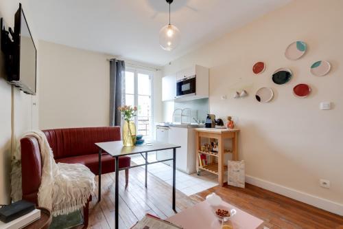 Rue Roquette : Apartment near Paris 11e Arrondissement