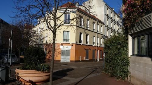 Hotel Moderne : Hotel near Châtillon