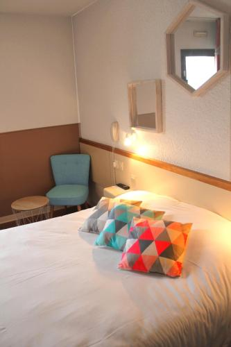 Bel Hotel : Hotel near Bains-sur-Oust