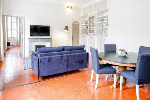 L'Oustau D'Alberta : Apartment near Aix-en-Provence