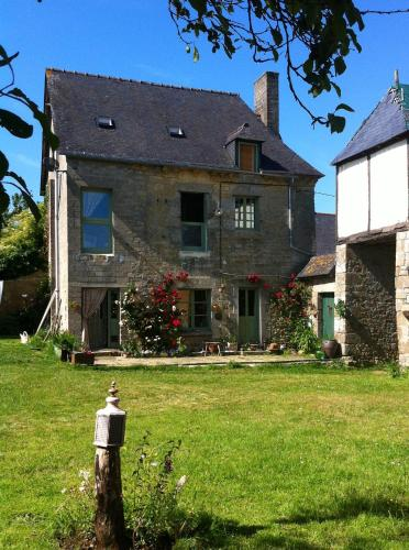 La Tisonnais : Bed and Breakfast near Loscouët-sur-Meu