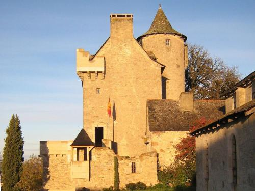 Chambres d'Hôtes Au Château : Bed and Breakfast near Compolibat