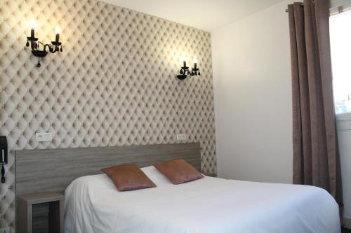 Hôtel Beaulieu : Hotel near Veyre-Monton