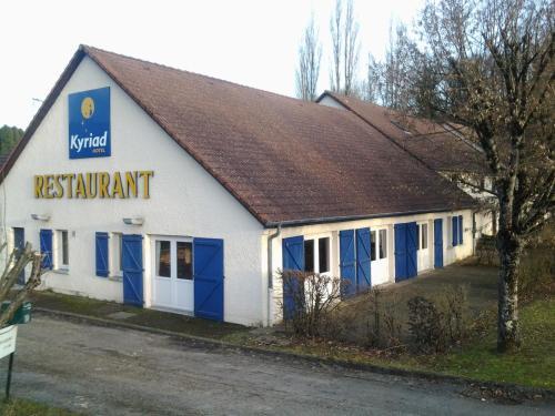 Doubs Hotel - Besançon Ecole Valentin : Hotel near Miserey-Salines