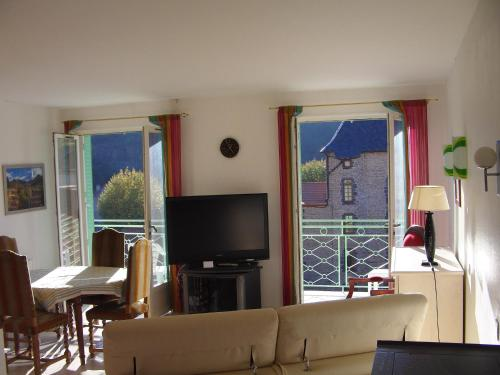 Résidence Espinchal : Apartment near Moriat