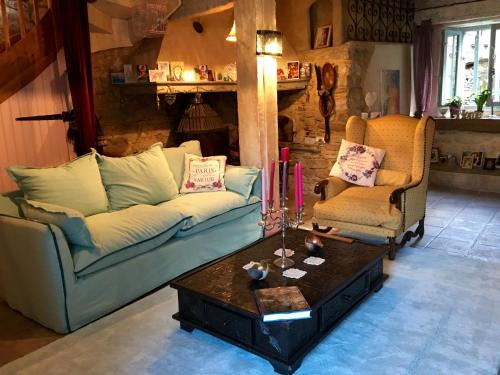 Occitania B&B : Bed and Breakfast near Saint-Jean-d'Aigues-Vives