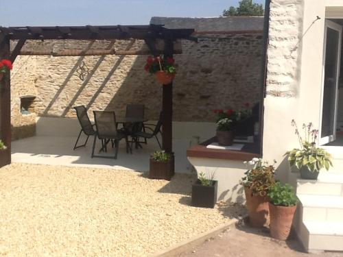 La Grange : Guest accommodation near Luzay