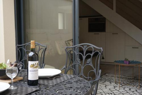 La Villa Verte : Apartment near Pessac