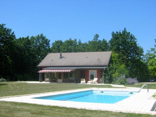 Genepi : Guest accommodation near Salagnac