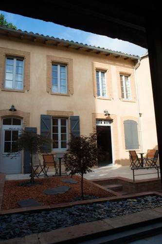 Maison de Save : Apartment near Beaufort