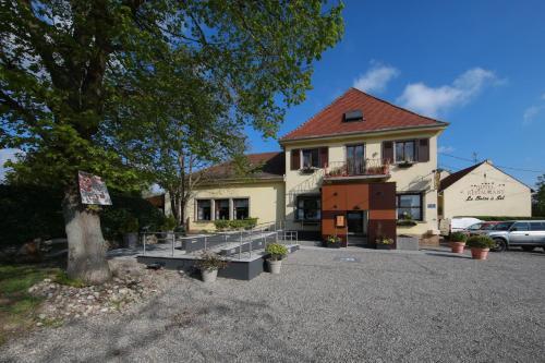 La Boîte à Sel : Hotel near Baltzenheim