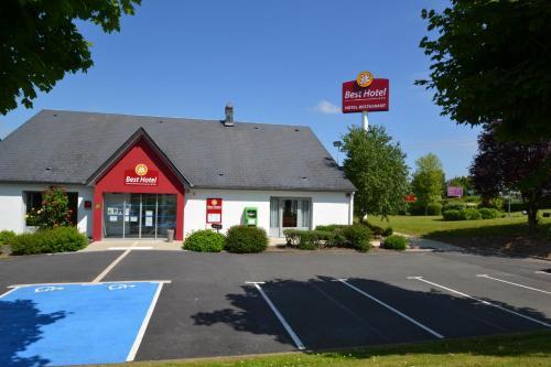 Best Hotel Mayenne : Hotel near Laval