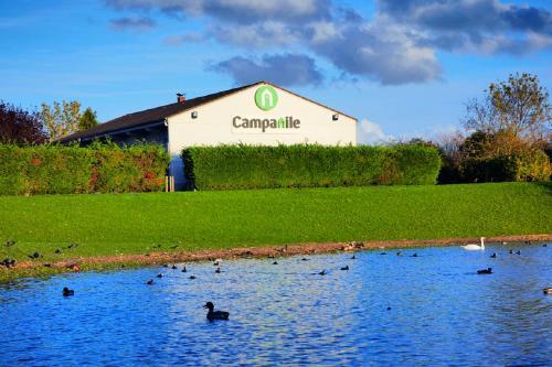 Campanile Metz Est Technopole : Hotel near Mey